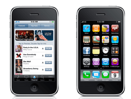iPhone 4 OS To Be introduced On April 8