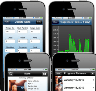 Jefit Whether You Are Interested In Fitness General Or A Body Builder This App Has Covered It Offers Workout Routine Planner And Smart