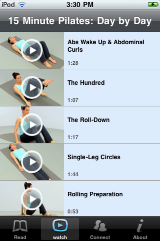 5 Cool Pilates Apps for iPhone & iPad
