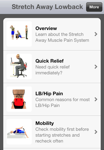10 iPhone & iPad Apps for Back Pain