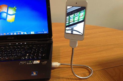 3 Killer iPhone USB Cables That Double As a Stand