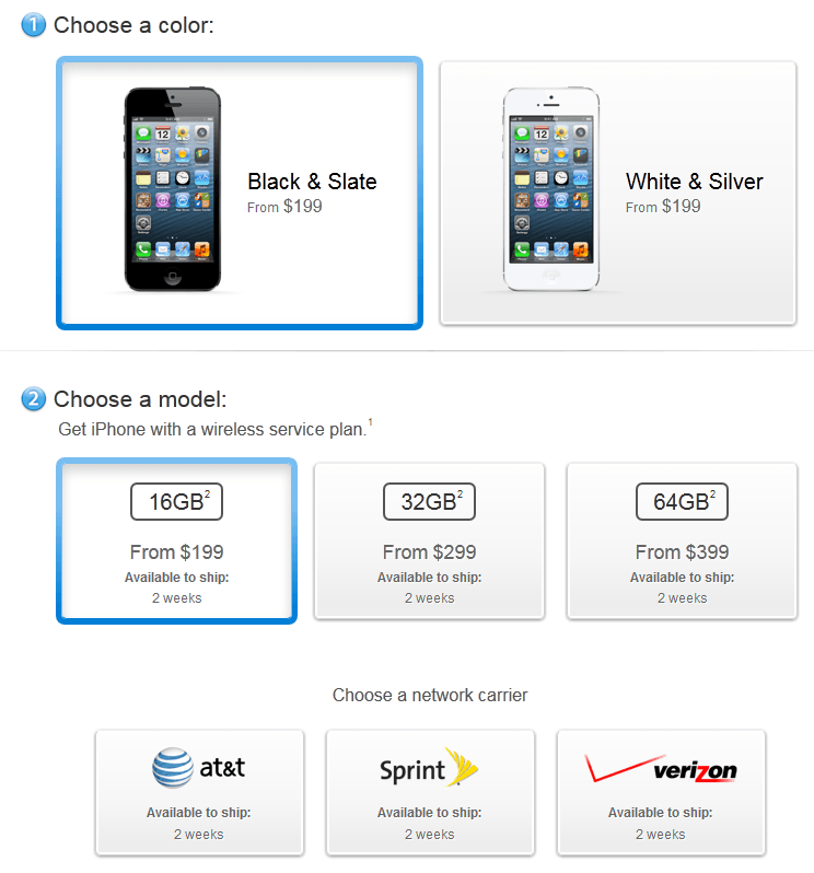 Pre-ordering iPhone 5, Lightning to HDMI/VGA Adapters Coming