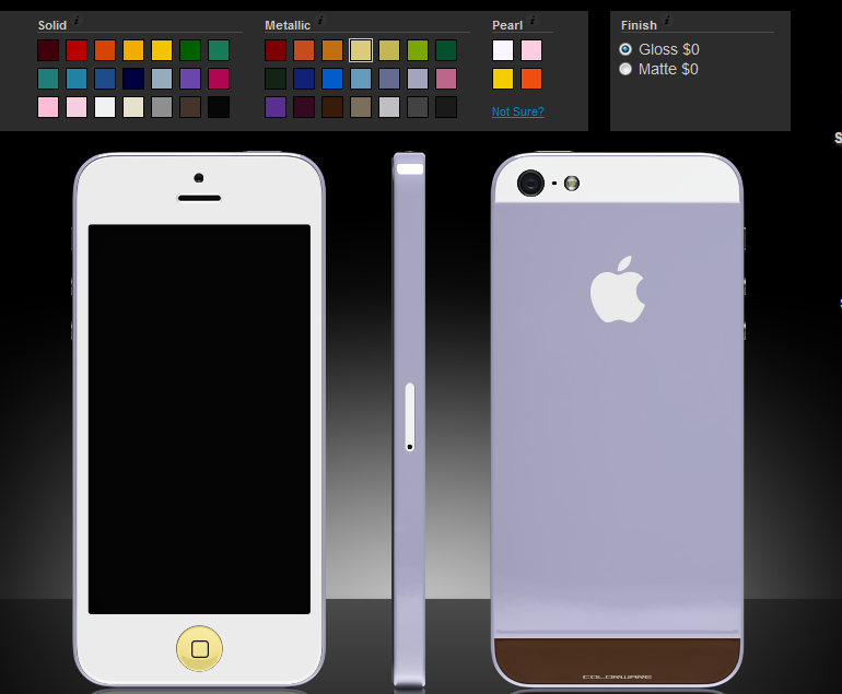 Colorize Your iPhone 5 with Colorware, Ubooly iPhone Pet