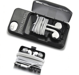 Iphone Case W Cable Management Et Battery Pack With Led