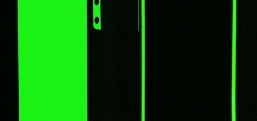 glow in the dark iphone