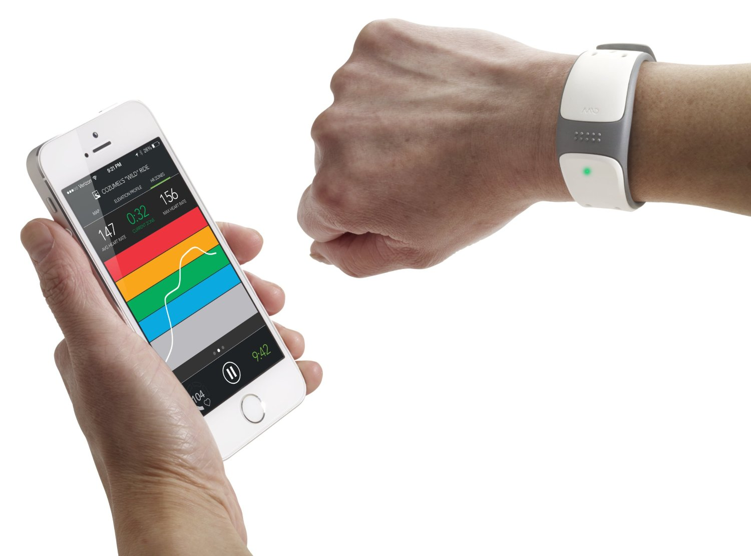7 Awesome Wireless Heart Rate Monitors for iOS