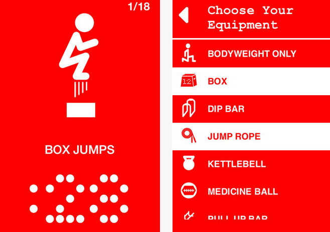 Printable Workout Pack With Exercise Ilrations For Men And Women