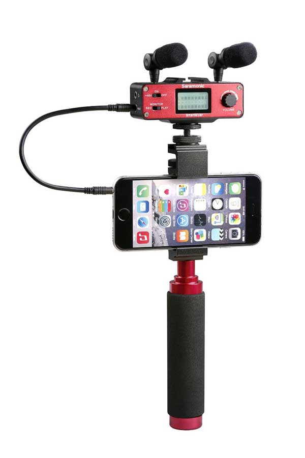 how to get gopro videos onto iphone
