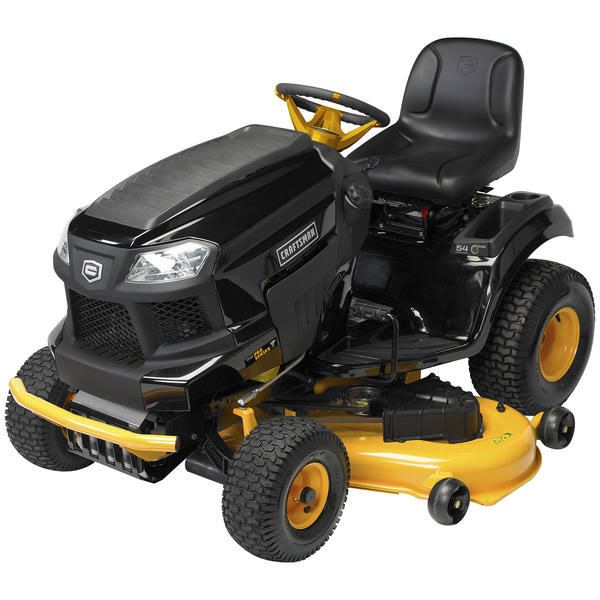 Craftsman Pro Series 54 V Twin Kohler Riding Mower With